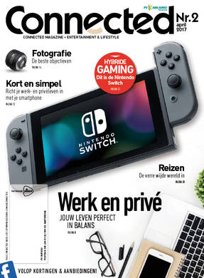 Connected Magazine nr 2 2017
